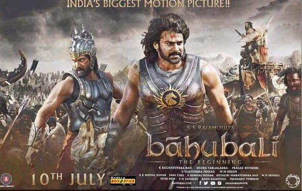 Quality Movies : BAHUBALI: THE BEGINNG 2015 Blu-ray 480p 500mb