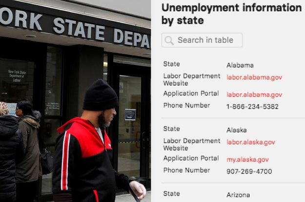 This Is Where To Find Unemployment Benefits Information In Your