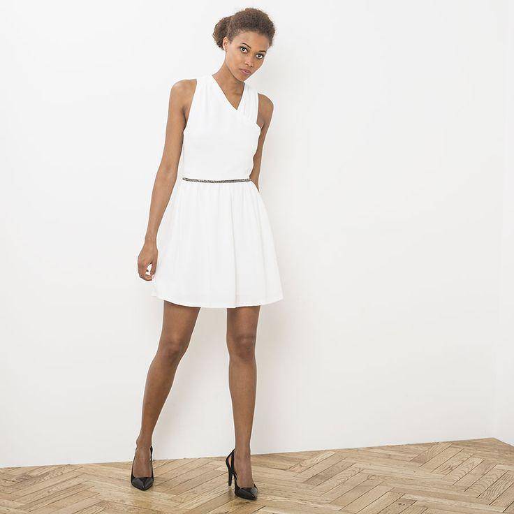 Tenue blanche femme   Sodeports 7553289fa646