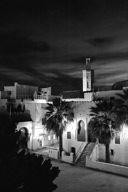 """Tangiers, Morocco - one of the locations used when filming """"Only Lovers Left Alive"""""""