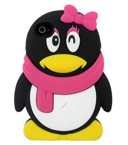 Penguin Girl Cartoon Images