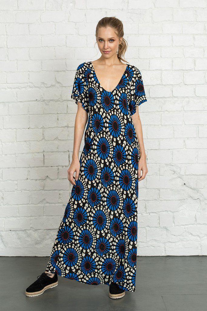 An all season maxi dress