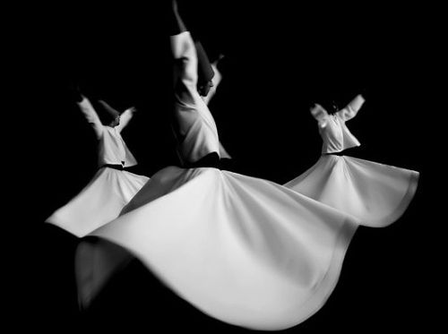 .  Let yourself become living poetry.  ~Rumi