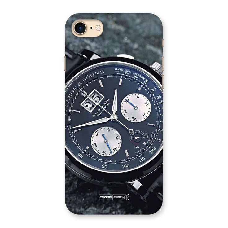 Classic Wrist Watch Back Case for iPhone 7 | Mobile Phone Covers & Cases in India Online at CoversCart.com