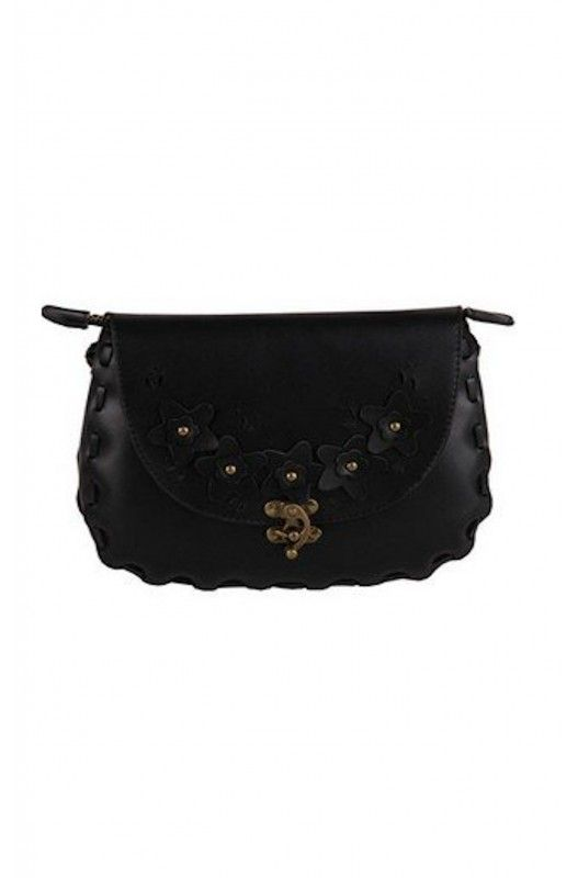 Ladies Sling Bag- Shoulder sling bag! Internal structure: zipper pocket, cell phone pocket! Available in Brown & Black!! Only at A$24.95.