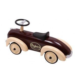 Porteur Speedster Chocolat Baghera Check :)