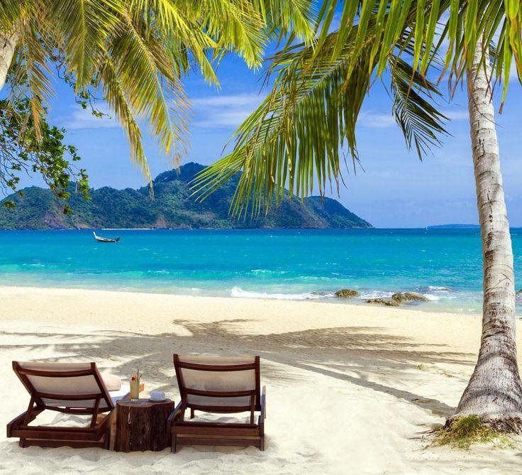 Island Beach Scenes: 106 Best Images About Vacances Thaïlande On Pinterest