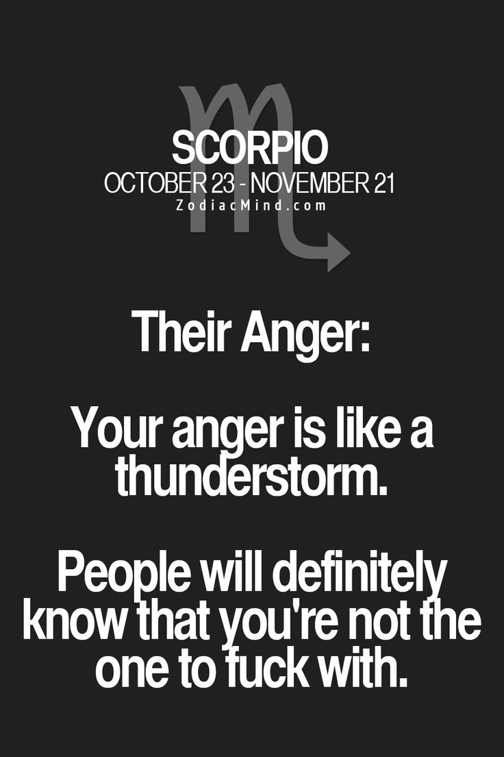 zodiacmind: Zodiac signs, when angry!