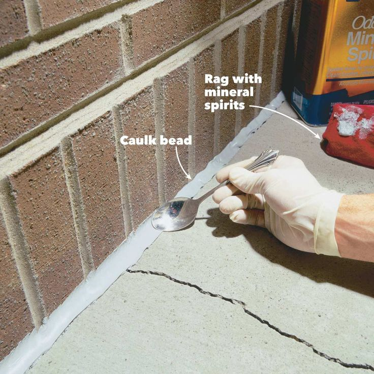 How Long Does Caulk Need To Dry Before Getting Wet
