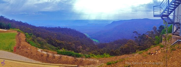 from The Hydro Majestic, Blue Mountains NSW