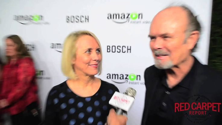 "#RedCarpetReport's Interview with #Resurrection's Kurtwood Smith at the Premiere of ""Bosch"" #BoschAmazon #AmazonStudios"