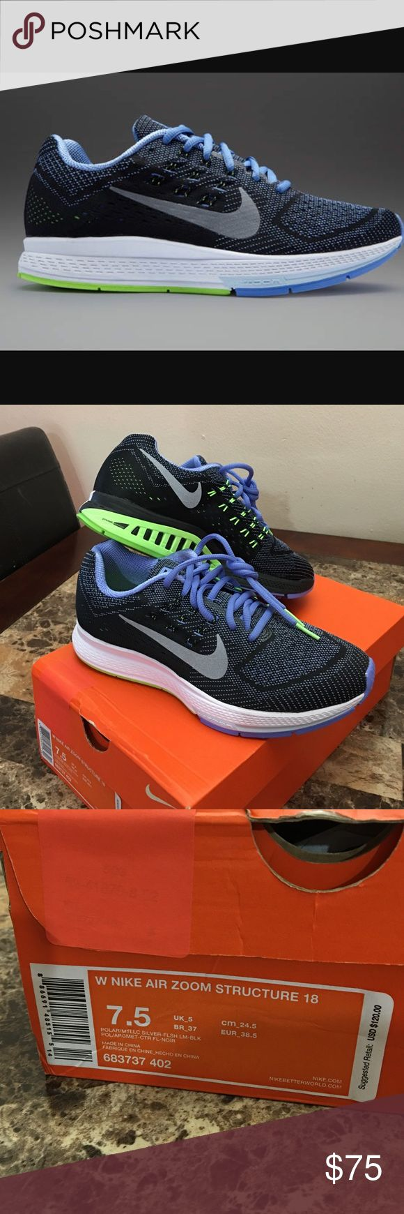 Nike air zoom structure NEW Available in different sizes Nike Shoes Athletic Shoes