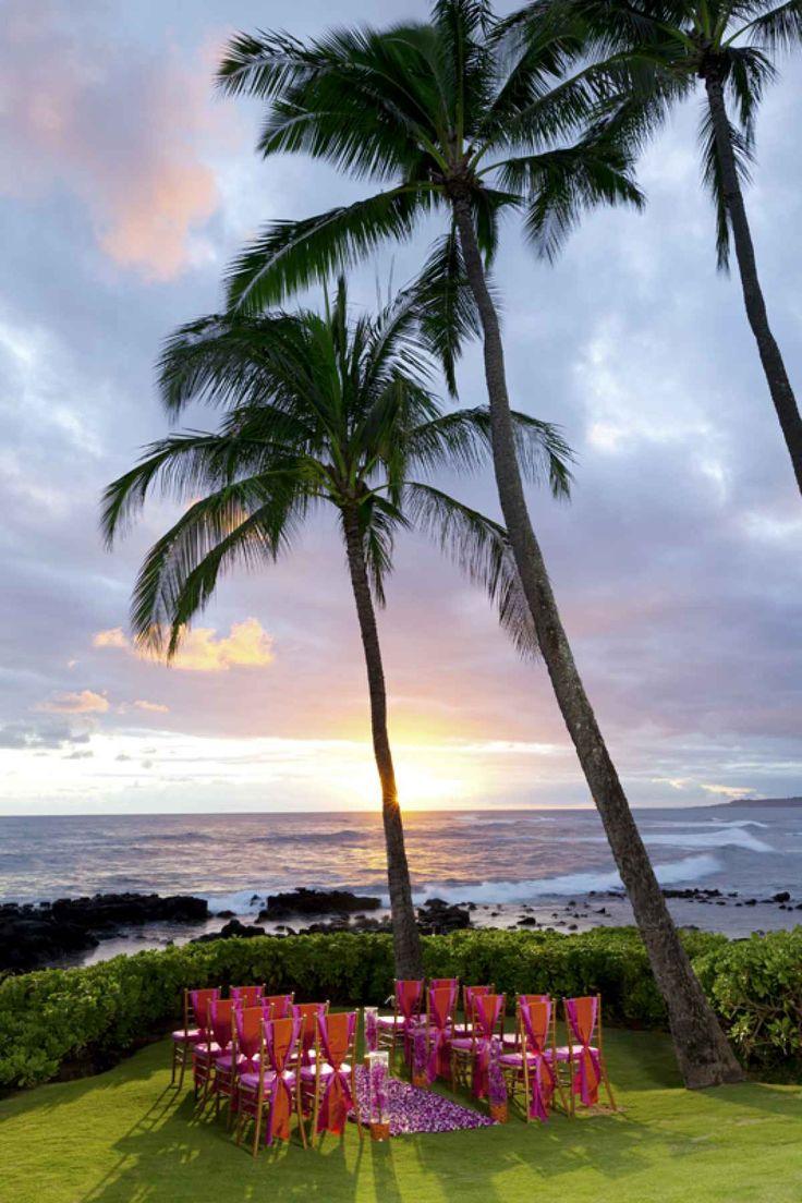 Hawaii wedding venues for any budget