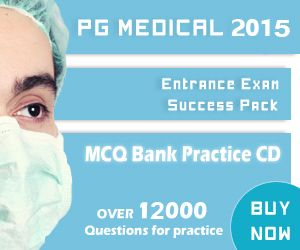 PG medical Questions, Sample Question papers