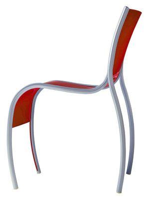 Chaise FPE Chair - Kartell  Designer Ron Arad