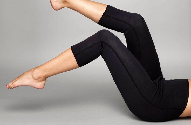 Echipament Fitness, Pantaloni - PACHET PROMO PENTRU SLABIT: Pantalon Neopren Lung + Centura Lata Slabit - Okazii (165855283)