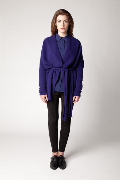 Lennon Courtney Belted Knit