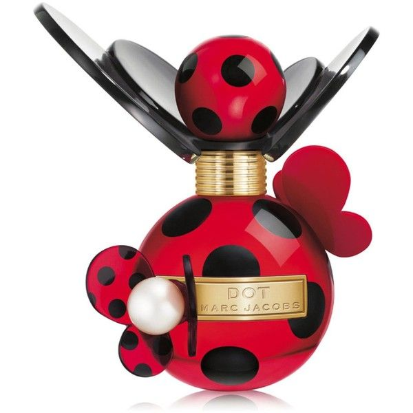 MARC JACOBS Dot 3.4 oz Eau de Toilette ($89) ❤ liked on Polyvore