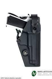 Resultado de imagen de armas del vigilante de seguridad