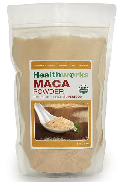 Healthworks Maca Powder Raw Organic, 1lb Certified Organic Maca Root Powder has been used for thousands of years as a powerful addition to a healthy diet.