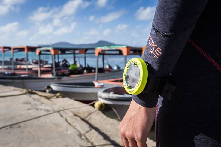 Top Picks for the Best Wrist Mounted Scuba Diving Computers for 2017