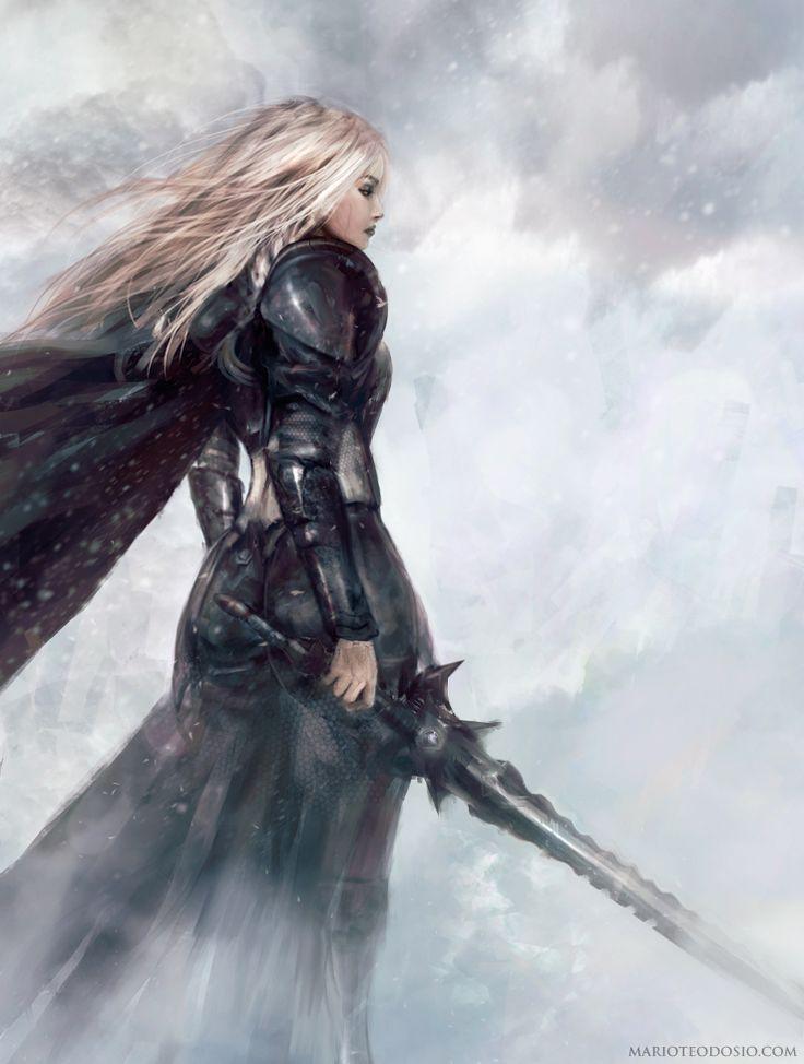 Naerys Targaryen, warrior princess
