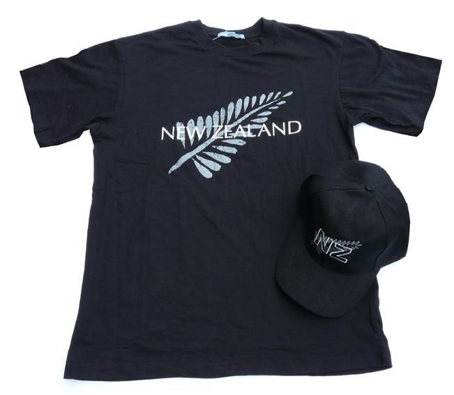 Silver Fern T-shirt and Cap Combo http://www.shopenzed.com/silver-fern-t-shirt-and-cap-combo-xidp256070.html