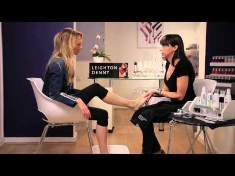 Leighton Denny Expert Nails Pristine Pedicure - http://www.nailtech6.com/leighton-denny-expert-nails-pristine-pedicure/