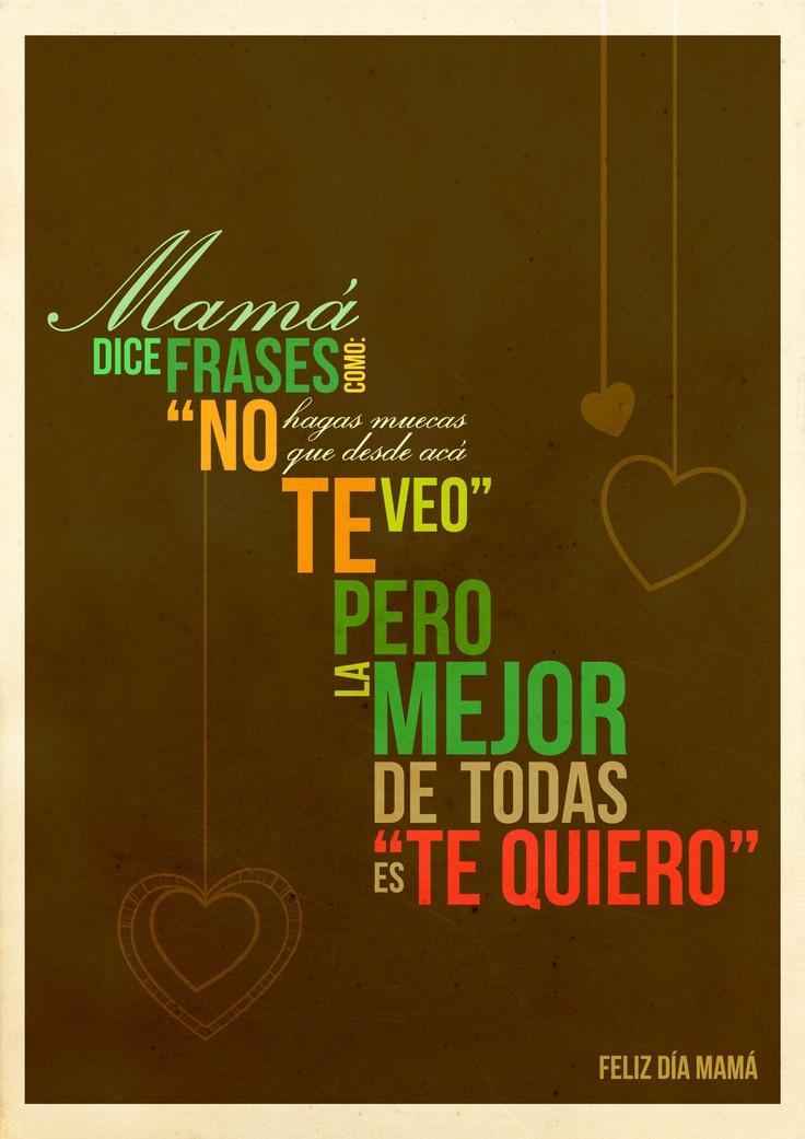 #frase de mamá