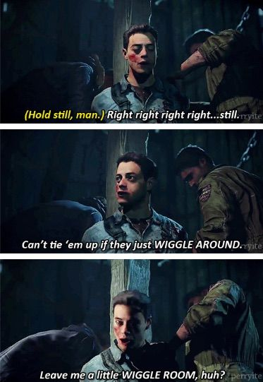 This scene gave me the chills. God, Rami is amazing at playing a mentally unstable character.