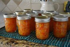 Beautiful Pear Relish | Creative Country Life                                                                                                                                                                                 More