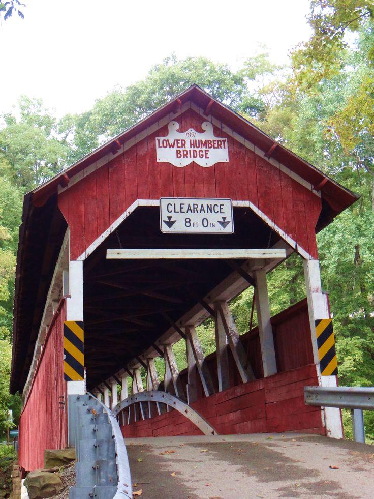 Pennsylvania covered bridge