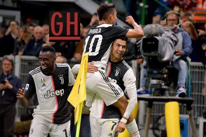 Inter Milan 1 2 Juventus Inter Milan Juventus Milan