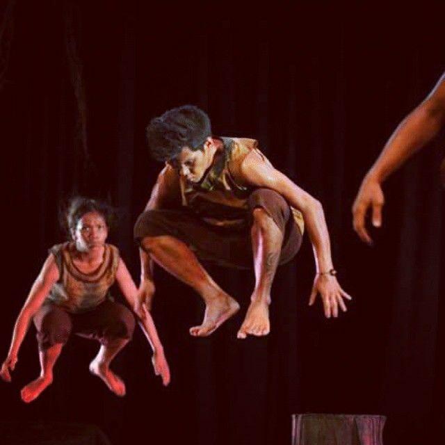 Rioh Balak - A Malay Contemporary Dance Performance by Ira Puspita