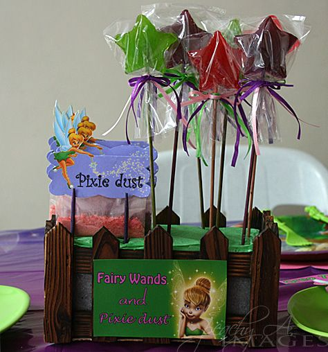 Cute Tinkerbell party ideas