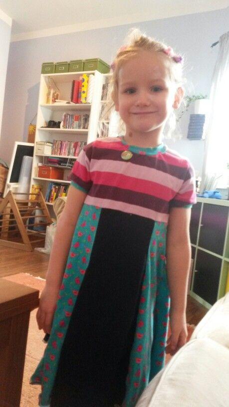 Kleid nach dem Schnitt von Schnabelina