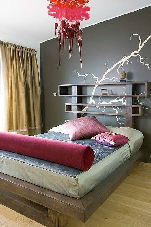 Alternativas al cabecero tradicional decorar tu casa es - Ideas cabeceros originales ...