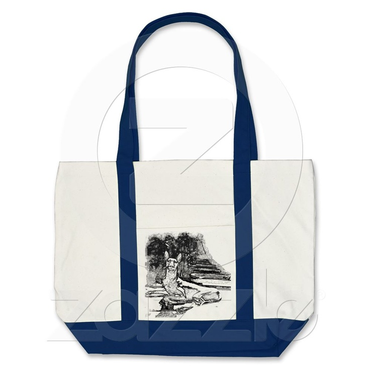 Great tote for $26 and I love Pharaoh hounds!