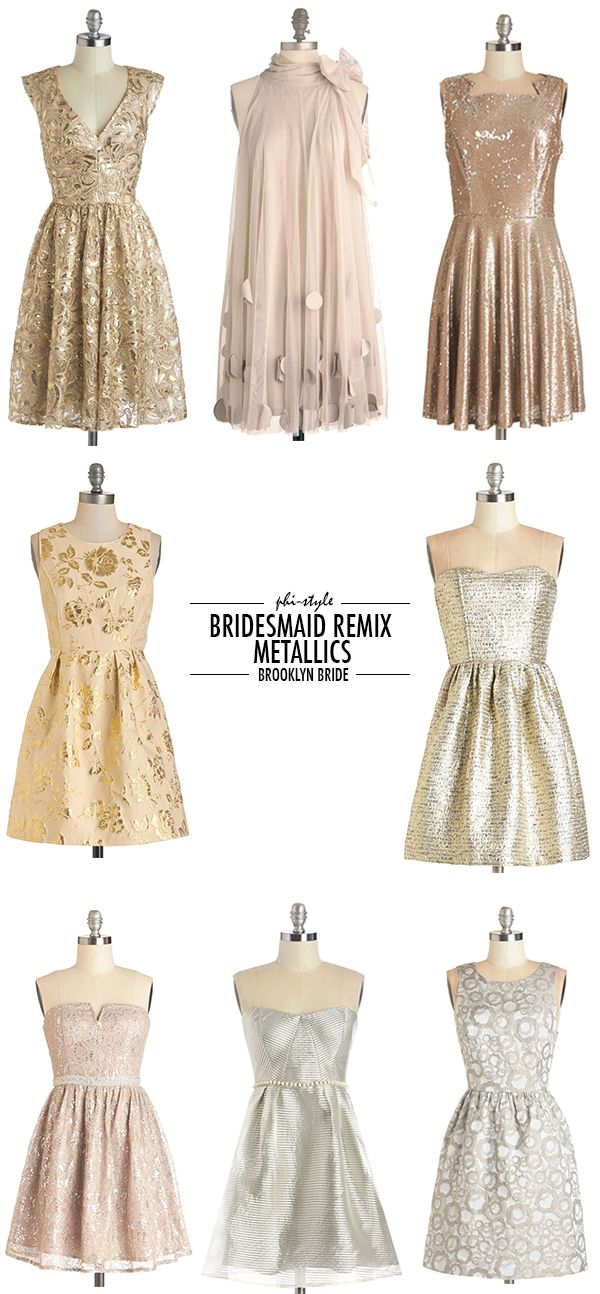 1. Twinkling at Twilight dress, $170   2. All Neutral dress, $90   3. Poised Philanthropist dress, $345   4. Gleam and Glimmer dress, $100   5. Shimmer Nights dress, $100   6. In Glint Condition dress, $100   7. … Continue reading →