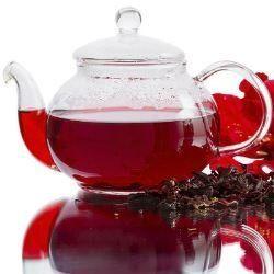 Chá de hibisco controla o colesterol - Foto: Getty Images