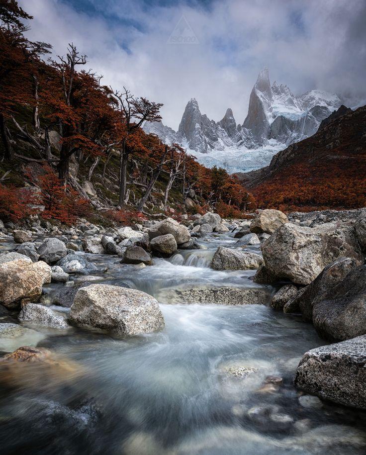 Fitz Roy view, Patagonia