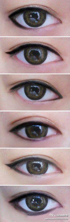 6 ways to change eye shape