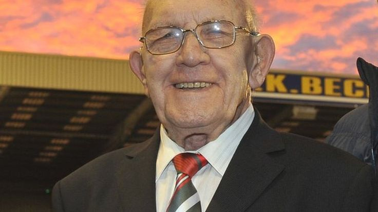 Barnsley FC legend Norman Rimmington dies aged 93