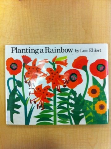 Kids love to garden and this is a good book to foster that