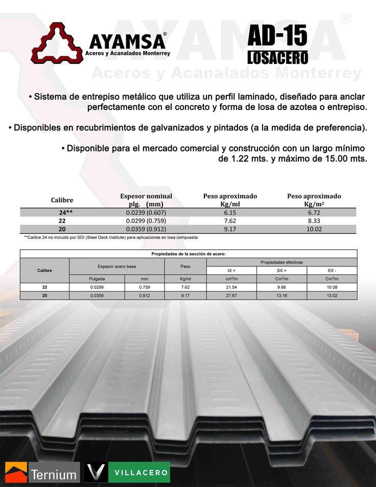 Contamos con servicio a toda la república mexicana. Para más información Visita nuestra pagina web... www.ayamsa.com.mx