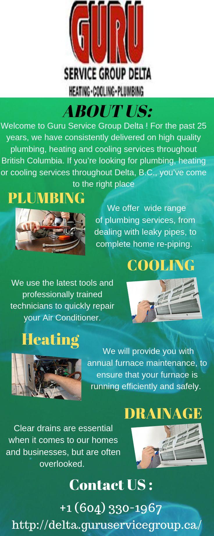 Furnace repair Delta Furnace repair, Heat pump repair