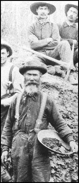 The Klondike Gold Rush | Dawson | The Chilkoot Pass