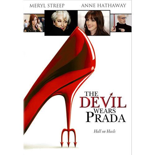 The Devil Wears Prada (DVD, 2009, WS) Meryl Steep. Anne Hathaway, Chic Flick