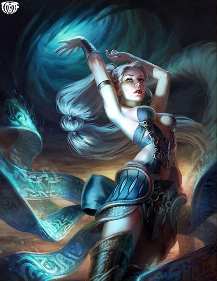 Fairy goddess girls nude-6414