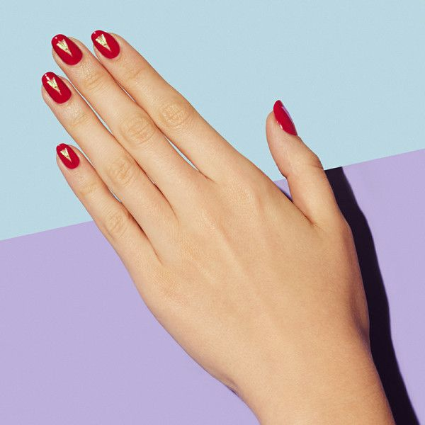 6 Gorgeous Nail Art Trends To Try This Fall | The Zoe Report